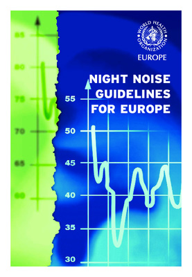 Night noise guidelines for Europe